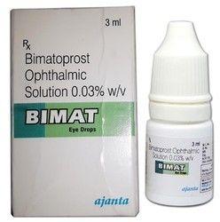 Bimatoprost Ophthalmic Eye Drop
