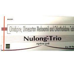 Cinidipine Olmesartan Medoxomil & Chlorthalidone Tablets
