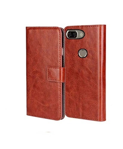 competitive price d95a2 73fd2 Techno Camon I Twin Mobile Flip Cover