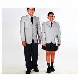 Winter Cotton Primary School Uniform