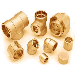 Cupro Nickel Alloy Pipe Fittings