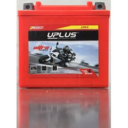 4 Ah SMF Motorcycle Battery