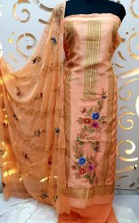 Hand Painted Designer Ladies Suits