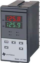 0.1% Of Fs 4 A PID Process Controller, Model Name/Number: UT-1584, IP Rating: IP65