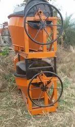 JSC013 Mild Steel Hopper Concrete Mixer