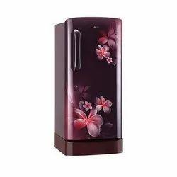 4 Star LG Single Door Refrigerator, Capacity: 190L