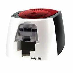 Evolis Badgy 200 ID printer