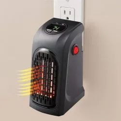 Handy Plastic Plug-in Heater