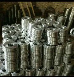 Ss Flanges Stainless Steel Fittings, Material Grade: SS316