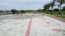 Rubber Mould Concrete Paver