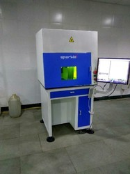 Automatic Laser Marking Machine
