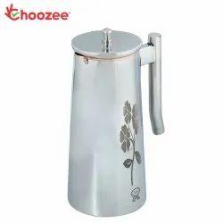Choozee - Copper Stainless Steel Fancy Jug -1.4 Ltr.