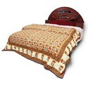 Jaipuri Style Double Bed AC Comforter 301