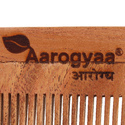 Premium Original Herbal Neem Narrow Teeth Comb