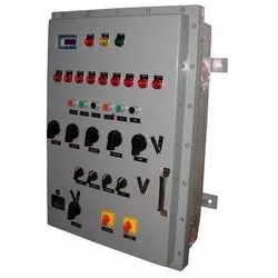 LM-6 12 Way Flameproof MCB Distribution Board, Dimension: 780x550x300 Mm, IP Rating: IP65 & IP 66