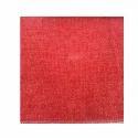 Red Plain Sofa Fabric, Gsm :600-700