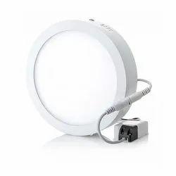 12W LED Round Surface Panel Light