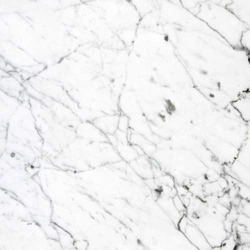 White Marble Stone, Thickness: 18 Mm
