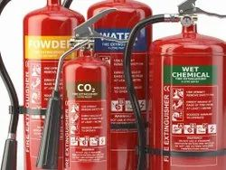 FORCE Carbon Steel 4.5 Kg CO2 Fire Extinguisher, For Industrial
