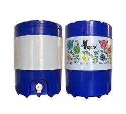 18 liter blue thermoware water jug