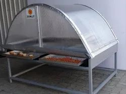 Solar dryer for Domestic