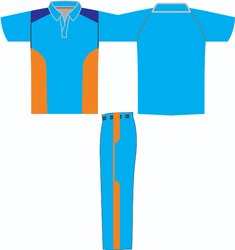 Cricket Jersey Top And Bottom
