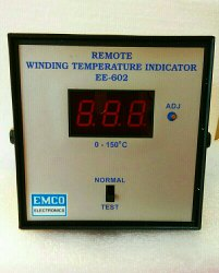 EE-602 EMCO Make Winding Temperature Indicator