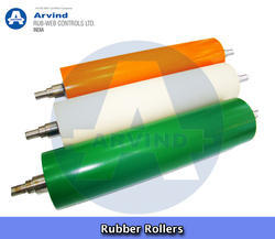 Floating Rubber Roller