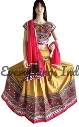 Rayon Cotton Navratri Chaniya Choli