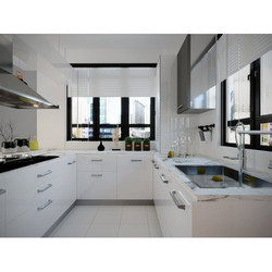 Kitchen Cabinet Interior Designing Service