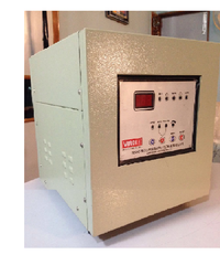Single Variac Type Servo Voltage Air Cooled Stabilizer
