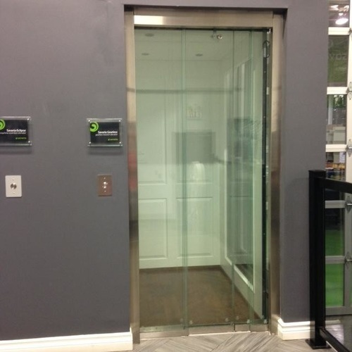Elevator Glass Door Elevator Door Psr Elevators Hyderabad Id