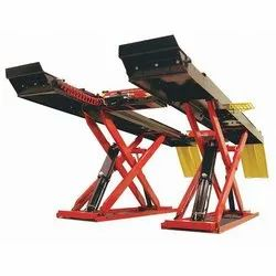 MS  Hydraulic Scissor Lift