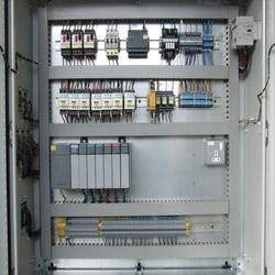 Three Phase PLC Panel, IP Rating: IP55