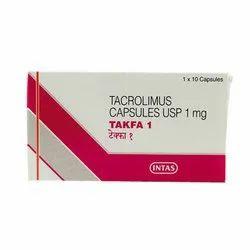 Takfa Tacrolimus USP Capsule