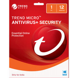 Trend Micro Antivirus Security Software