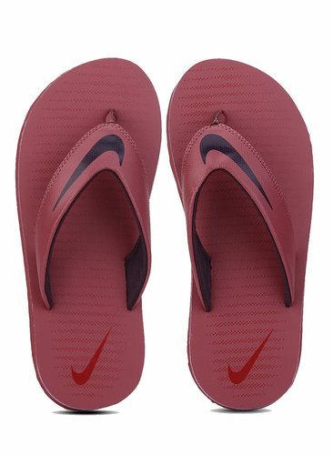 057327712a63 Nike Men  s Red Chroma Thong 5 Flip Flops