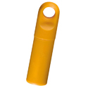 Yellow Broom Handle Cap