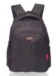 Black Passion Casual Backpack Bag