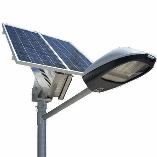 Semi Integrated Solar Street Light - 12 Watt Semi Integrated Solar