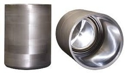 Tungsten Crucible Substrate