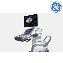 GE Healthcare Vivid E9 with XDclear Ultrasound System