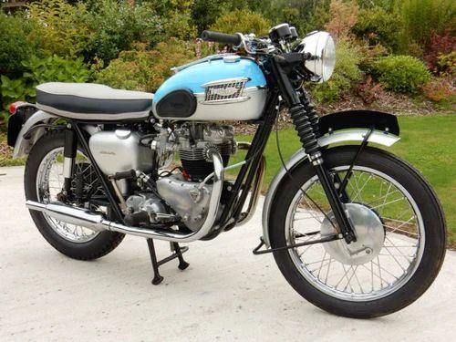 Triumph Bonneville T120 1960 650cc