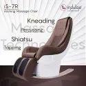 Indulge iS-7R Luxurious Rocking Massage Chair