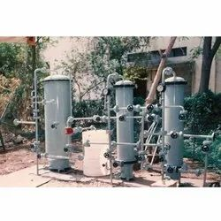 Demineralisation Water System