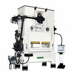 Bruderer BSTA 1250-117 1250 kN Used Stamping Presses