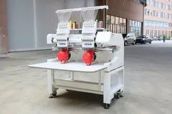 Fortever Double Head Embroidery Machine