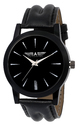 Gypsy Club Mens Black Strap Watches