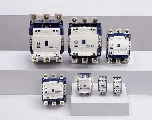 3 Pole Power Contactors Type Mnx/mo/mvo/mx/mdx/ml/mcx/mx0