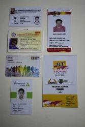 PVC Lucky Plastics Plastic ID Card & Lanyard Printing Work